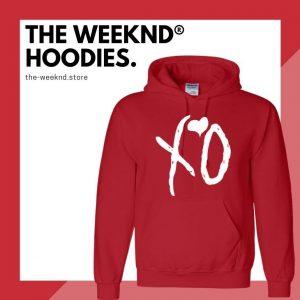 The Weeknd Hoodies