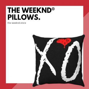 The Weeknd Pillows